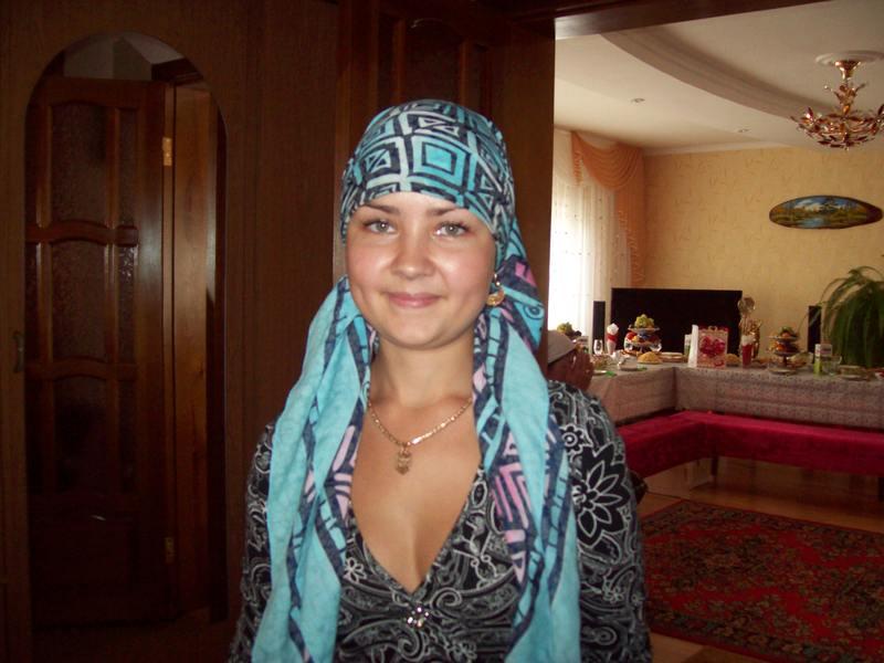 Знакомство финскими татарами